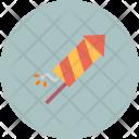 Fireworks Rocket Kids Icon