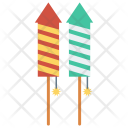 Fireworks Celebration Party Icon
