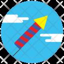 Fireworks Rocket Cracker Icon