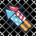 Fireworks Rockets Celebration Icon