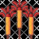 Fireworks Sparkler Firecracker Icon