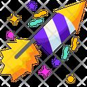 Fireworks Firework Rocket Icon