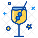 Cocktail Drink Alcohol Party Beverage Icon