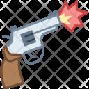 Firing gun Icon