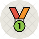 First Position Medal Icon