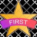 First Winner Star Icon