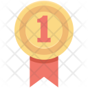 First Badge Medal Icon