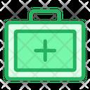 Aid Kit First Kit Icon