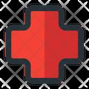 First Aid Hospital Medical Icon
