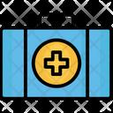 First Aid First Aid Box First Aid Kit Icon