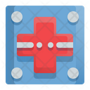 First Aid Red Cross Cross Icon