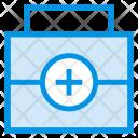 First Aid Kit Box Icon