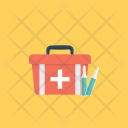 Aid Kit Healthcare Icon