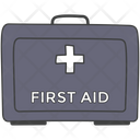 Medical Kit First Aid Box Medical Box Icon