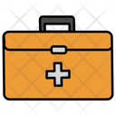 Medical Box First Aid Box Emergency Treatment Icon