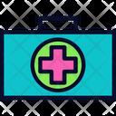 First Box Health Hospital Icon