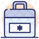 Medical Kit First Aid First Aid Box Icon