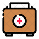 Medical Case First Aid Box First Aid Kit Icon