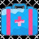 Health Care First Aid Box Vector Icon