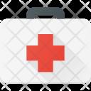 Medical Case Equipment Icon