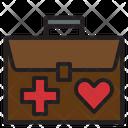 First Aid Kit Medical Kit Aid Kit Icon