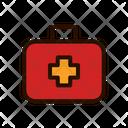 First Aid Kit Aid Kit Medical Kit Icon