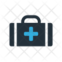 First Aid Briefcase Office Icon