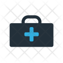 Briefcase First Aid Kit Icon