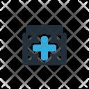 First Aid Kit Medicine Icon
