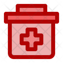 First Aid Kit Hospital Medical Icon