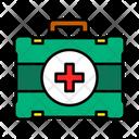 Kit Health Medical Icon