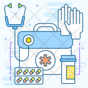 First Aid Box First Aid Kit Medical Box Icon