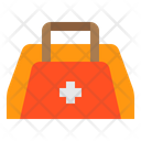 First Aid Bag Medical Icon