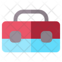 First Aid Kit Hospital Diagnostic Icon