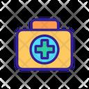 Alpinism Aid Contour Icon