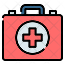 First Aid Kit First Aid Medicine Icon