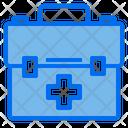 Emergency Kit Medical Icon