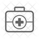 Camping Outdoor Vacation Icon