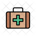 Aid Kit Medical Icon