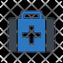 Aid Medical Kit Icon