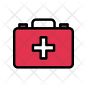 Aid Kit Medical Icon