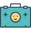 First Aid Kit Safety Kit Icon