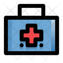 Red Cross Cross Health Icon