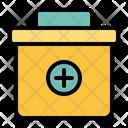 Firts Aid Medical Medicine Icon