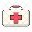 Kit Aids Medical Icon