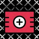 Aid Kit Healthcare Icon