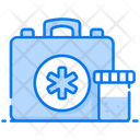First Aid Kit Medical Aid Healthcare Icon
