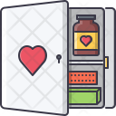First Aid Kit Pill Icon