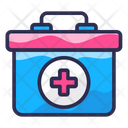 First Aid Kit Doctor Bag Medical Bag Icon