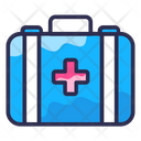 First Aid Kit Medical Kit Healthcare Icon